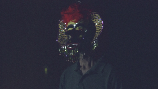 """Fotograma (Still) de """"Chacal: Proibido Fazer Poesia"""". Rápido e Rasteiro"""
