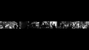 """Fotograma (Still) de """"Chacal: Proibido Fazer Poesia"""" - Poema Cidade"""